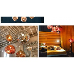 Подвесные люстры Melt Pendant Second Light, Tom Dixon